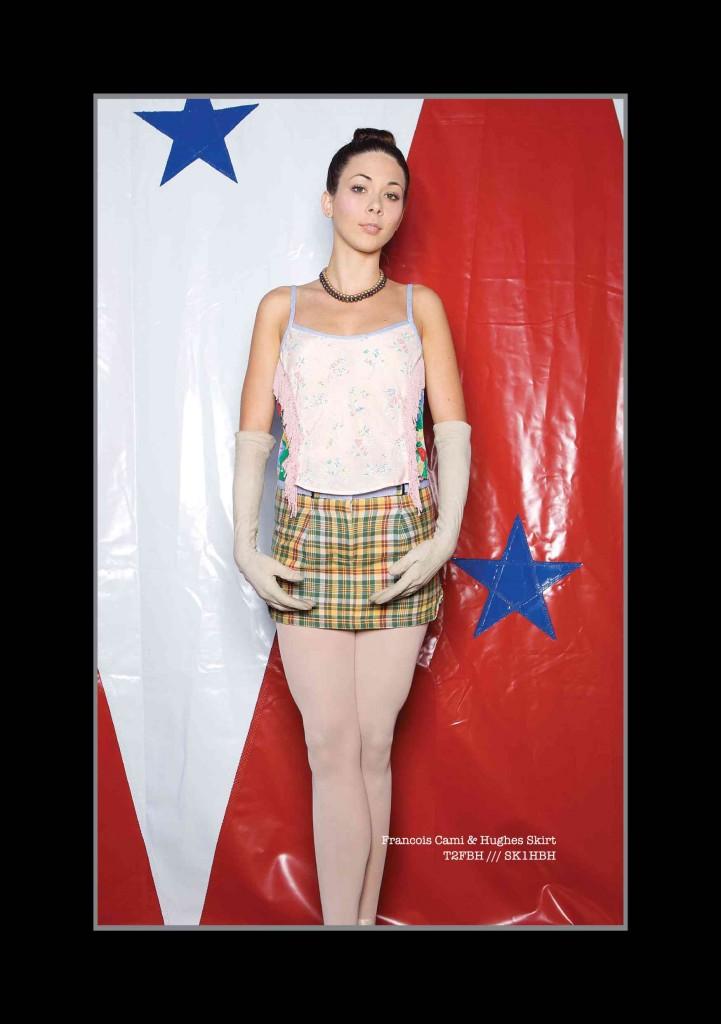 B31 Hughes Skirt